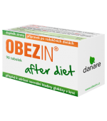 1 + 1 zadarmo OBEZIN® AFTER DIET tob.90