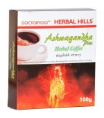 Herbal Hills Káva Ashwagandha, 100 g - 100 porcii-HERBAL HILLS