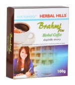 Herbal Hills Káva Brahmi, 100 g - 100 porcii-HERBAL HILLS
