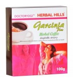 Herbal Hills Káva Garcinia, 100 g - 100 porcii-HERBAL HILLS