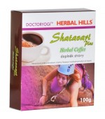 Herbal Hills Káva Shatavari, 100 g - 100 porcii-HERBAL HILLS