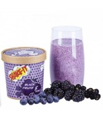 SHAKE-IT Black Fruits 175g  - 5 porcií-