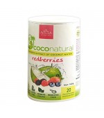 COCONATURAL – REDBERRIES MIX 140g