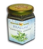 Brahmi Honey 190ml v skle
